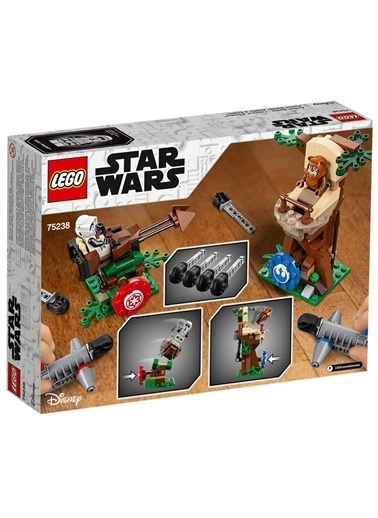 Lego Lego Star Wars Endor Assault Renkli